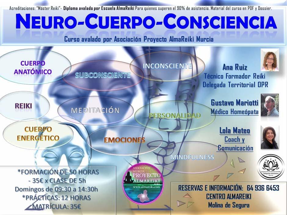 """CURSOS DE REIKI EN MURCIA """"ASOCIACIÓN PROYECTO ALMAREIKI MURCIA"""""""